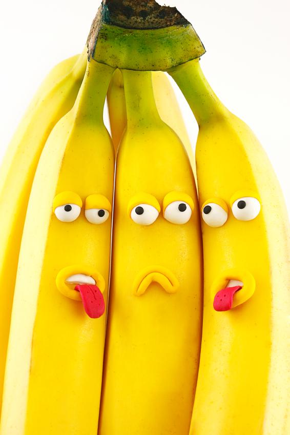 cranky bananas